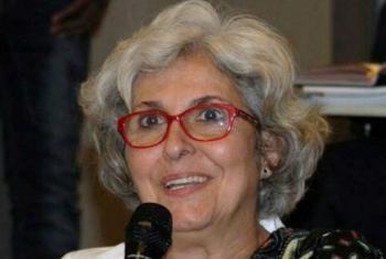 Maria Amélia Russo de Sá. Foto: Arquivo Pessoal