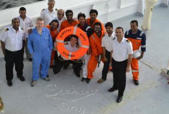 Dia do Marinheiro. Foto: OMI