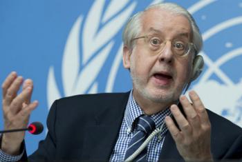 Paulo Sérgio Pinheiro Foto: ONU/Jean-Marc Ferré