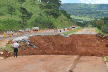 Fechamento de rodovias e portos e considerado principal risco para setor agropecuário no Brasil; Foto: Agência Brasil/Renato Araujo