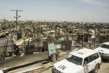 Sudão do Sul. Foto: Unmiss (arquivo)