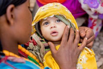 O Unicef afirma que o mundo registrou progressos grandes na redução das mortes na infância.Foto: Unicef