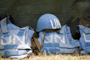 """Embaixador de Portugal junto à ONU diz que """"todos os países devem contribuir para as missões no terreno das Nações Unidas"""".Foto: ONU/Marie Frechon"""