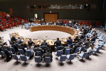 Conselho de Segurança da ONU. Foto: ONU/Evan Schneider