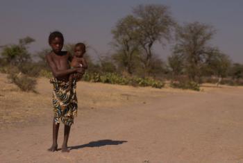 Crianças na província de Cunene, em Angola. Foto: Unicef/UN023870/Clark