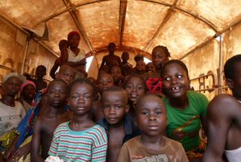 Relatório revela que crianças formam cerca de 66% do total das vítimas de estupro dos últimos três anos na Cote d'Ivoire.Foto: Acnur/L.Palmisano (arquivo)
