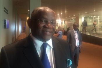 Georges Chikoti.Foto: Rádio ONU