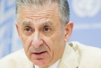 Jean-Paul Laborde. Foto: ONU/Rick Bajornas
