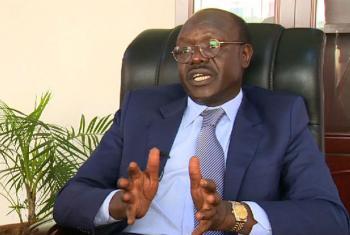Mukhisa Kituyi.Foto: Rádio ONU