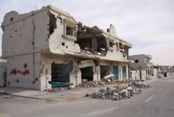 Kobler disse que líbios correm o risco de seguir para um novo conflito. Foto: Acnur/L.Dobbs (arquivo)