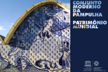 Conjunto Moderno da Pampulha recebe título de Patrimônio Mundial da Unesco. Imagem: Unesco.