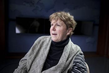 Jane Holl Lute. Foto: Rádio ONU/Laura Jarriel