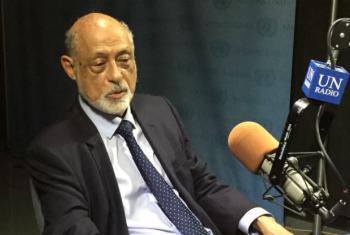 Domício Proença Filho.Foto: Rádio ONU