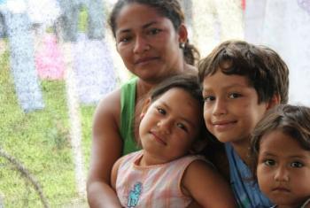 Cerca de 7,6 milhões de imigrantes vivem na América Latina e no Caribe. Foto: OIM Equador