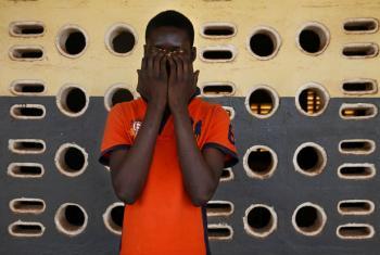 Guterres disse que o legado da escravidão continua e que o mundo ainda tem que vencer o racismo. Foto: Banco Mundial/Dominic Chavez