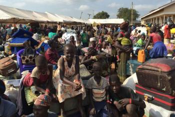 Refugiados sul-sudaneses. Foto: Acnur/Barb Wigley