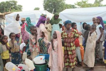 Refugiados no Chade. Foto: Anna Jeffreys/IRIN