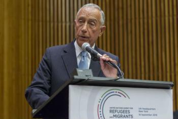 Presidente de Portugal, Marcelo Rebelo de Sousa. Foto: ONU/JC McIlwaine