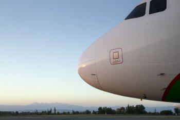 O mercado de transporte aéreo africano é um dos que mais crescem no mundo. Foto: ONU/Rick Bajornas