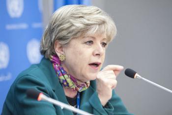 Alicia Bárcena. Foto: ONU/Kim Haughton (arquivo)