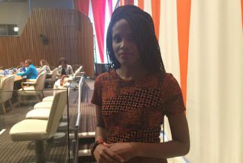 Djamila Ribeiro. Foto: Rádio ONU