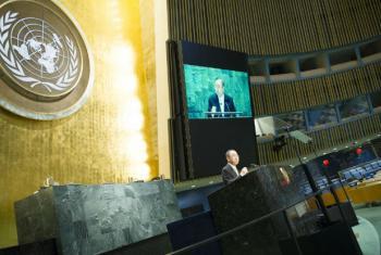 Foto: ONU/Rick Bajornas