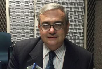 Jorge Chediek. Foto: Rádio ONU