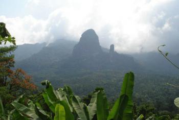 São Tomé e Príncipe. Foto: Unesco/M. Clüsener-Godt