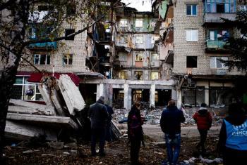 Ucrânia. Foto: Acnur