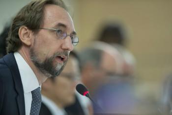 Zeid Al-Hussein. Foto: ONU/Jean-Marc Ferré