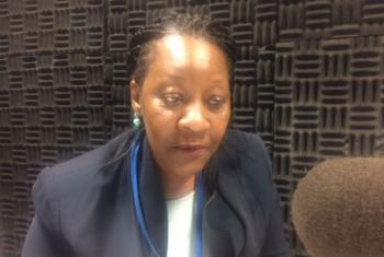 Carla Mucavi. Foto: Rádio ONU/Eleutério Guevane
