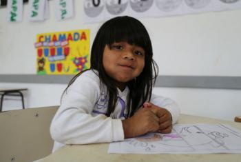 Educação é a oportunidade mais acessível às criancas e jovens da América Latina e Caribe segundo novo estudo. Foto Banco Mundial