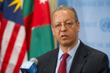 Jamal Benomar. Foto: ONU/Eskinder Debebe