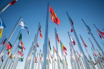 Conferência da ONU sobre Mudança Climática, COP22. Foto: UNFCCC