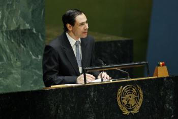Carlos Duarte. Foto: ONU/Paulo Filgueiras
