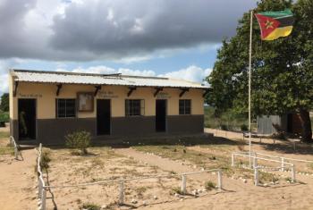 Escola primária em Vilanculos, Moçambique. Foto: Rádio ONU/Denise Costa