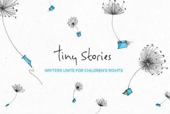 Ecritores unidos pelos direitos das crianças. Imagem: Unicef