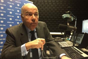 Mauro Vieira. Foto: Rádio ONU