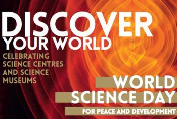 Dia Mundial da Ciência. Imagem: reprodução relatório Unesco