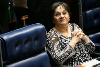 A cearense Maria da Penha Fernandes inspirou a lei brasileira contra a violência de gênero. Foto: Marcelo Camargo/Agência Brasil