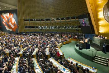 Assembleia Geral revisou orçamento para 2017. Foto: ONU/Mark Garten