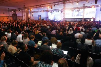 Evento reúne representantes da ONU, de governos e do setor privado e especialistas em segurança cibernética. Foto: IGF (arquivo)