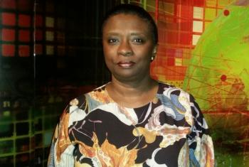 Magda Robalo. Foto: ONU News/Amatijane Candé