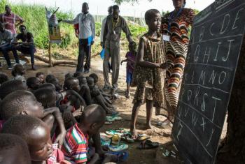 O que complica a situação é a crescente insegurança que impede a distribuição de ajuda humanitária em várias áreas do Sudão do Sul. Foto: Unmiss