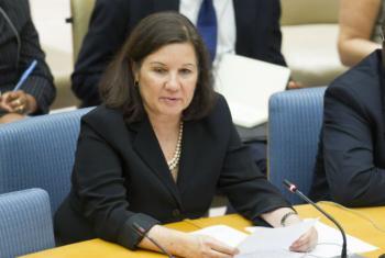 Maria Luiza Ribeiro Viotti. Foto: ONU/Rick Bajornas