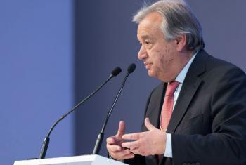 António Guterres, secretário-geral da ONU. Foto: Fórum Econômico Mundial/Boris Baldinger (arquivo)