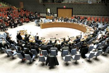 Reunião no Conselho de Segurança nesta sexta-feira, 27 de janeiro. Foto: ONU/Evan Schneider
