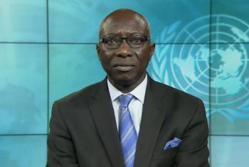 Adama Dieng. Foto: Reprodução vídeo ONU TV