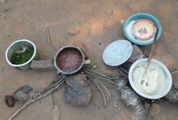 Um malauiano precisa gastar 41% da sua renda diária. Foto: PMA