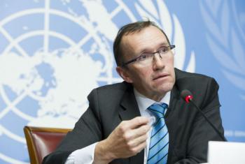 Conselheiro especial da ONU, Espen Barth Eide. Foto: ONU/Violaine Martin